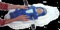 MedVac Infant Full Body Splint