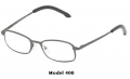 Metal Frame Lead Glasses